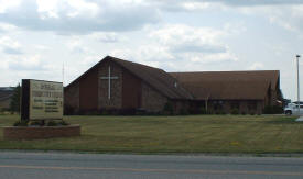 Roseau Community Church, Roseau Minnesota