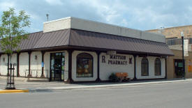 Mattson Pharmacy, Roseau Minnesota