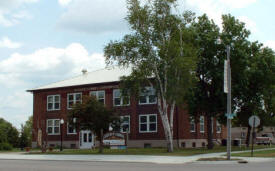 Courthouse Commons, Roseau Minnesota