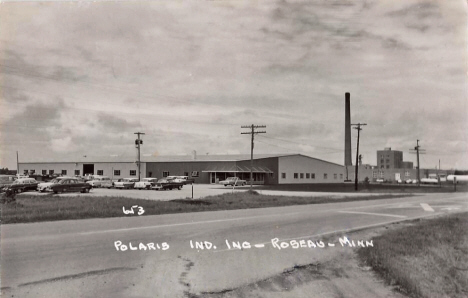 Polaris Industries, Roseau Minnesota, 1960's