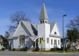 First Presbyterian Church, Rushford Minnesota