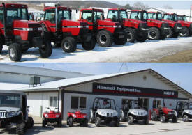 Hammell Equipment Inc, Rushford Minnesota