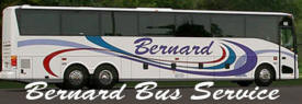 Bernard Bus Service Inc, Rushford Minnesota