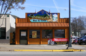 Shawnee's Bar & Grill, Rushford Minnesota
