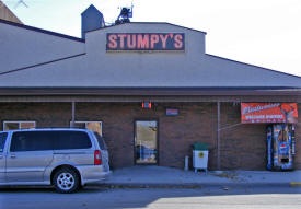 Stumpy's Restaurant & Bar, Rushford Minnesota