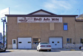 Dahl's Auto Works, Rushford Minnesota