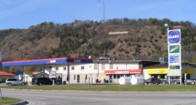Pam's Corner Convenience, Rushford Minnesota