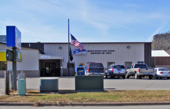 US Post Office, Rushford Minnesota