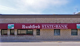 Rushford State Bank, Rushford Minnesota