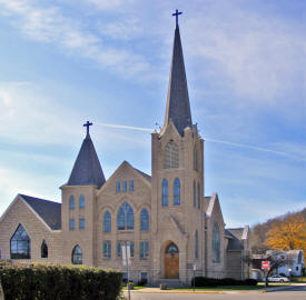 Rushford Lutheran Church, Rushford Minnesota
