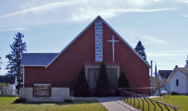 St. Mark's Lutheran Church, Rushford Minnesota