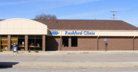 Rushford Clinic, Rushford Minnesota