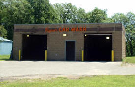 Ryan's Car Wash, Hackensack Minnesota