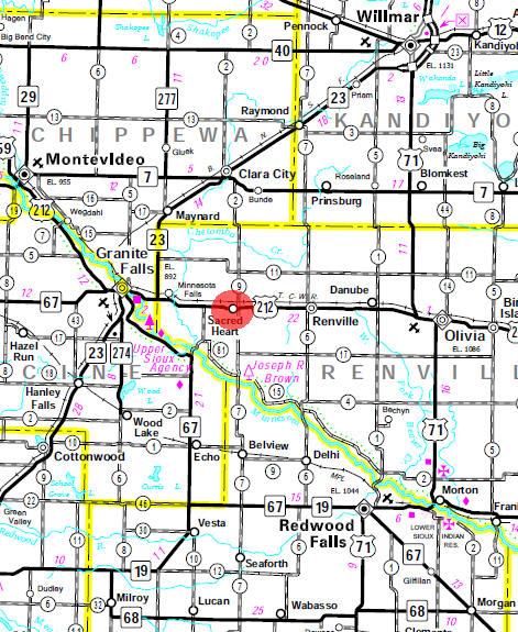 Guide to Sacred Heart Minnesota