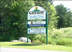Gateway Health Clinic, Sandstone Minnesota