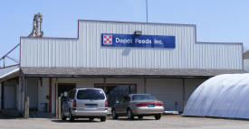 Depot Feeds, Inc, Sauk Centre Minnesota