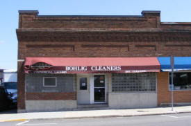 Bohlig Cleaners & Laundry, Sauk Centre Minnesota