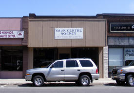 Sauk Centre Agency, Sauk Centre Minnesota