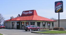 Pizza Hut, Sauk Centre Minnesota