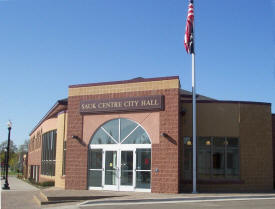 Sauk Centre City Hall, Sauk Centre Minnesota