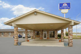 Americas Best Value Gopher Prairie Motel, Sauk Centre Minnesota