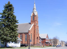 St. Paul's Church, Sauk Centre Minnesota