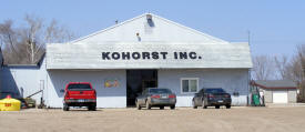 Kohorst Trucking, Sauk Centre Minnesota