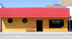 Red Carpet Bar & Grill, Sauk Centre Minnesota