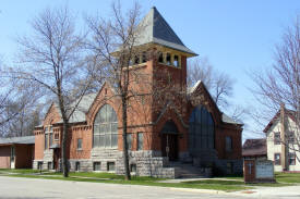 First United Church, Sauk Centre Minnesota