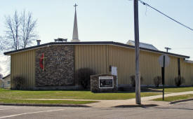 United Methodist Church, Sauk Centre Minnesota