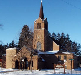Annunciation Mayhew Lake Church, Sauk Rapids Minnesota