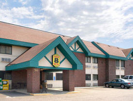 Super 8, Sauk Rapids Minnesota