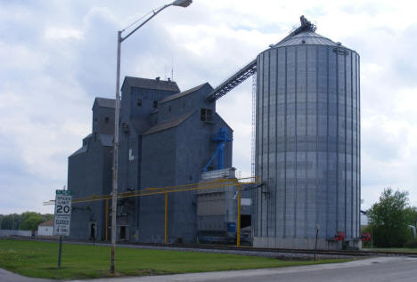 Grain elevator, Shelly Minnesota, 2008