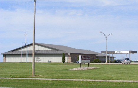 Assemly of God Regional Worship Center, Sherburn Minnesota, 2014