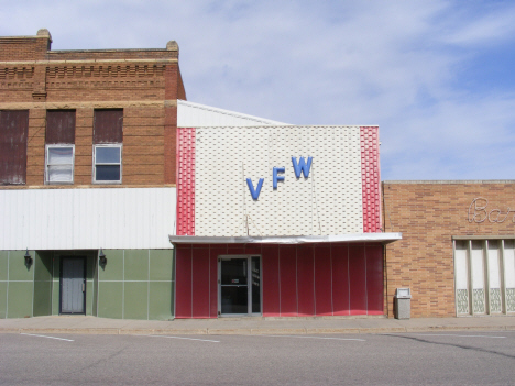 Former VFW Club, Sherburn Minnesota, 2014