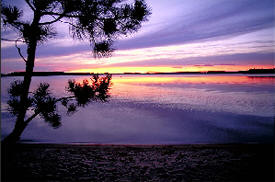 McCarthy Beach State Park, Side Lake Minnesota