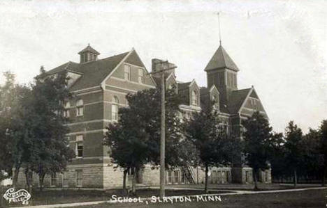 School, Slayton Minnesota, 1910