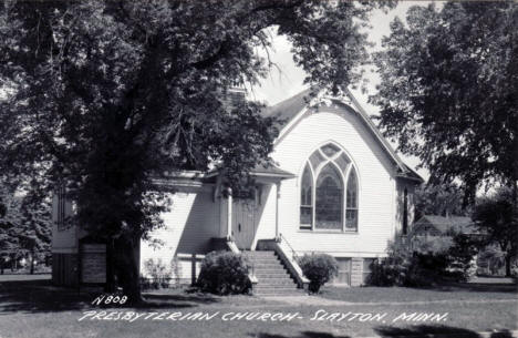 Presbyterian Church, Slayton Minnesota, 1940's?