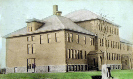 New Public School, South Saint Paul Minnesota, 1908