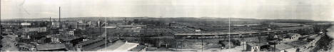 Stockyards, South Saint Paul Minnesota, 1917