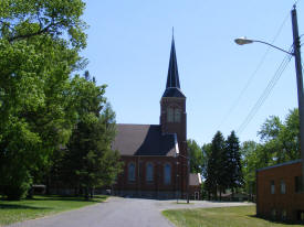 St. Michael's Church, Spring Hill Minnesota