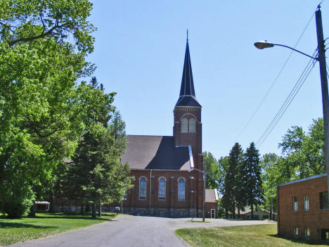 St. Michael's Church, Spring Hill Minnesota, 2009