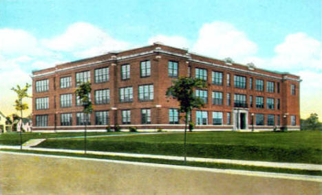 Technical High School, St. Cloud Minnesota, 1931
