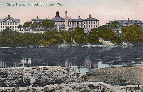 State Normal School, St. Cloud Minnesota, 1908