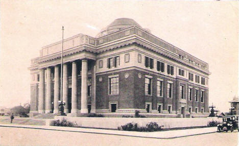 Stearns County Courthouse, St. Cloud Minnesota, 1937