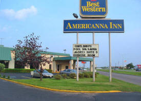 Americanna Best Western Inn & Conference Center, St. Cloud minnesota