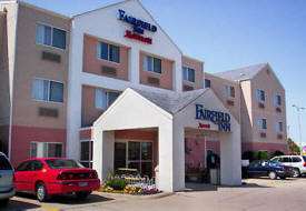 Fairfield Inn, St. Cloud Minnesota