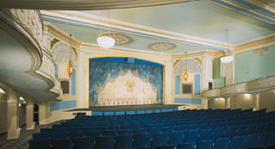 Paramount Theatre and Visual Arts Center, St. Cloud Minnesota