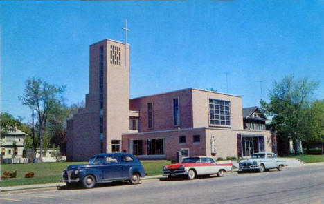 First Methodist Church, St. Cloud Minnesota, 1950's