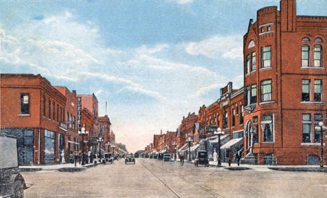 St. Germain Street, St. Cloud Minnesota, 1923